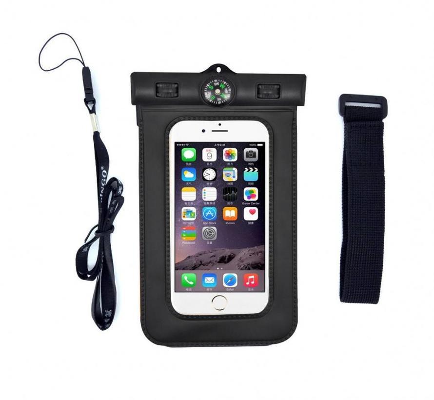 Waterdichte hoes voor smartphone & powerbank