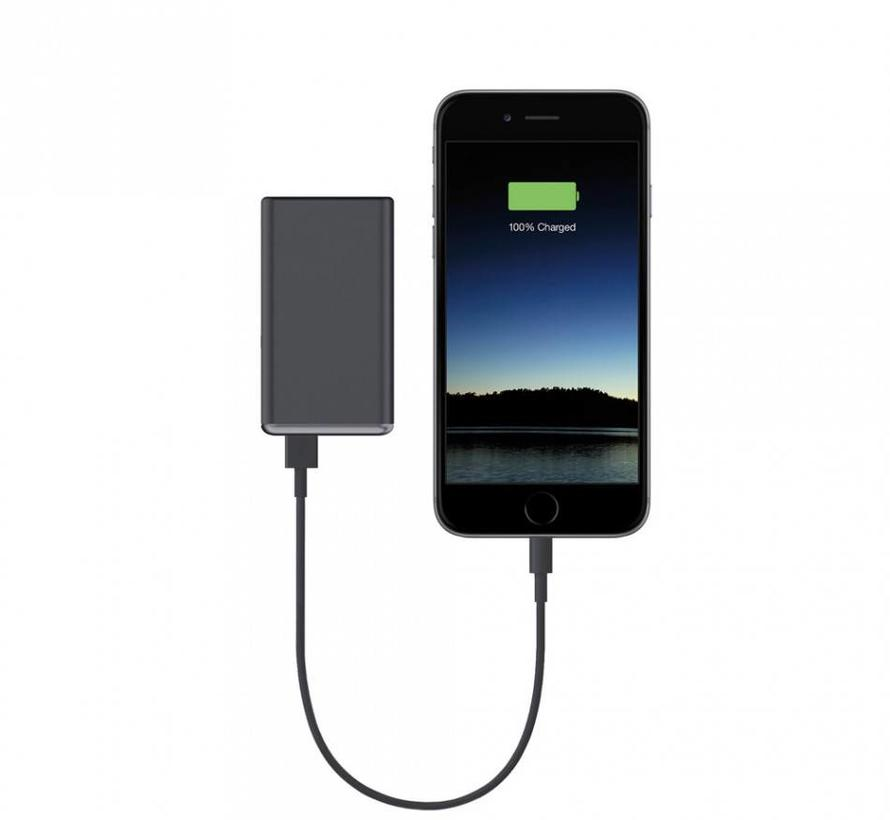 Mophie Power Reserve Powerbank 5.200 mAh