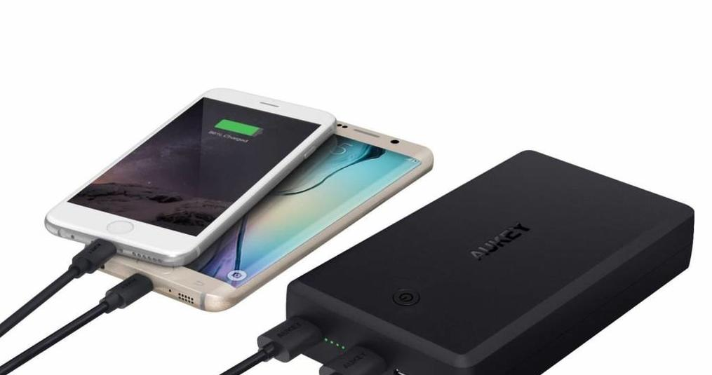 Review powerbank AUKEY PB-Y7