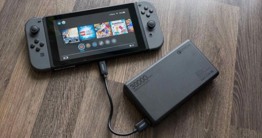5 Beste Powerbanks voor Nintendo Switch 2018