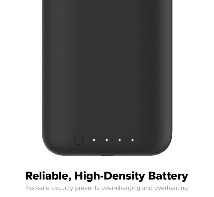 Mophie Juice Pack Air iPhone X - Black