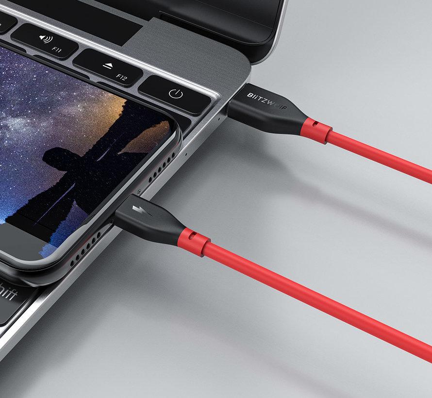 BlitzWolf Lightning Kabel BW-MF11 0,3 meter