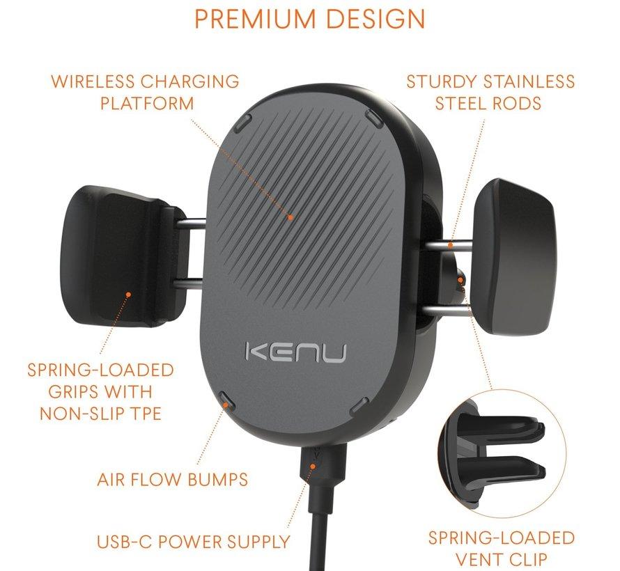 Kenu Airframe Wireless Qi Autohouder