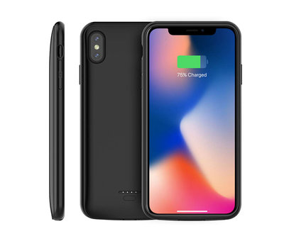 Movadi Movadi battery case 4000 mAh iPhone X/XS