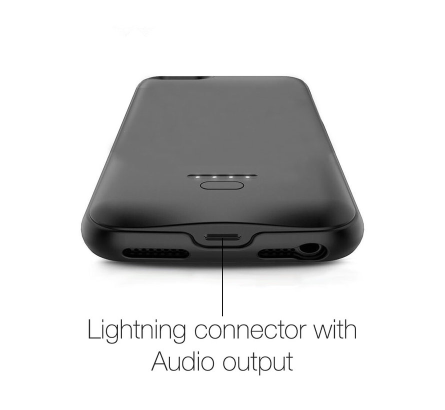 Movadi battery case 4000 mAh iPhone  6 / 7 / 8