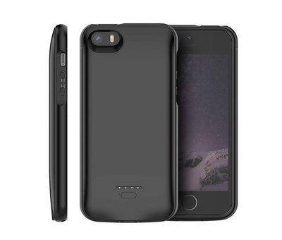 Movadi Movadi battery case 4000 mAh iPhone 5/5S/SE