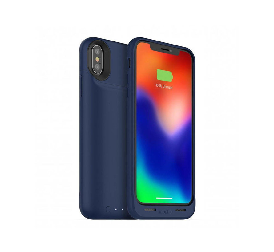 Mophie Juice Pack Air iPhone X / Xs - Blauw