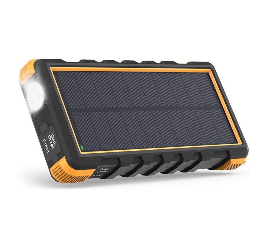 RAVPower  - 25.000 mAh - Solar Powerbank