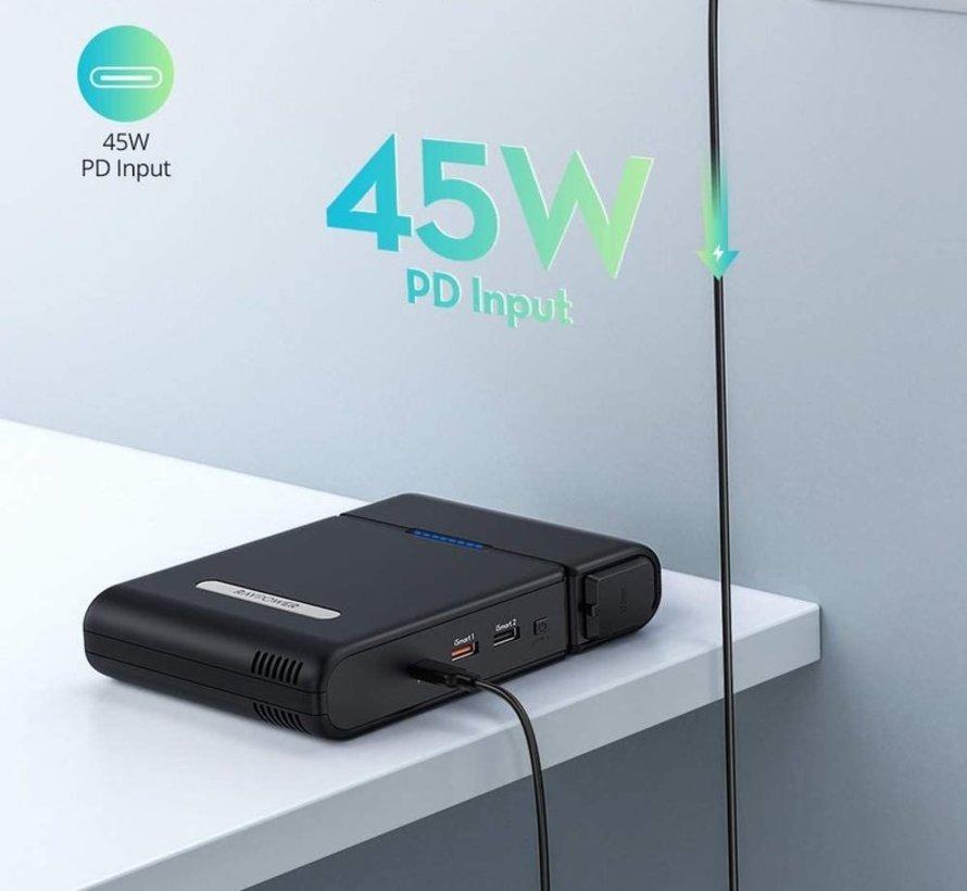 RAVPower Powerstation Powerbank 27.000 mAh