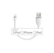 Satechi Satechi USB-A - Lightning MFI 0.15m - Wit