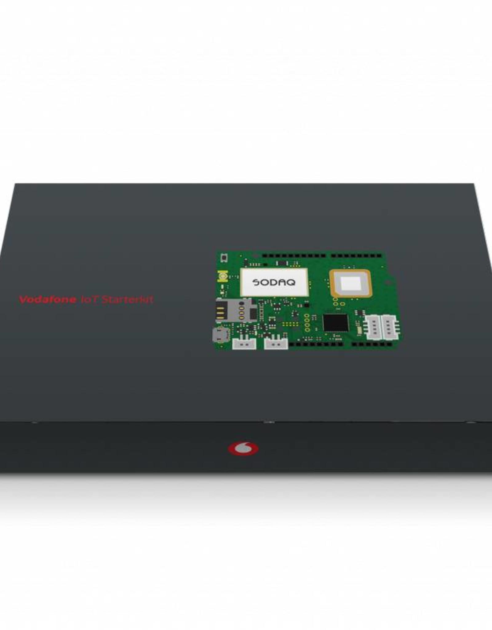 NB-IoT + LTE-M Starter Kit