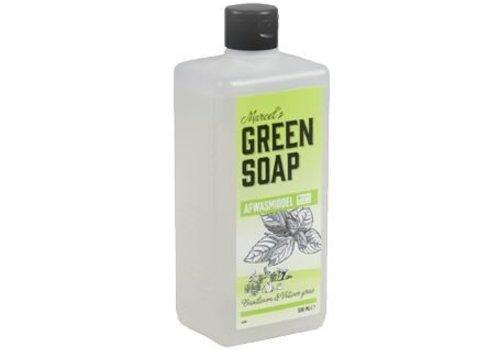 Marcels Green Soap Afwasmiddel Basilicum & Vetiver Gras