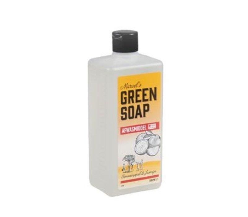 Afwasmiddel Sinaasappel & Jasmijn - 99% biologisch afbreekbaar