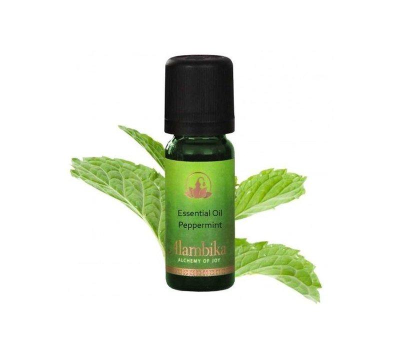 Aromatische olie - Pepermunt - 10 ml