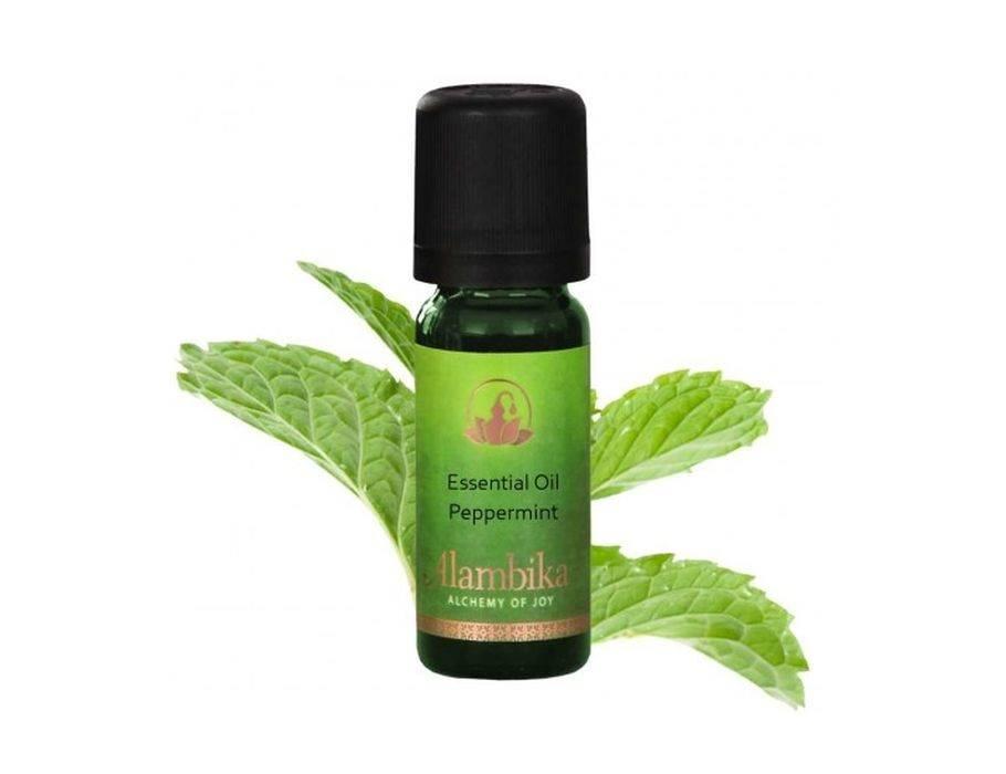 Alambika Aromatische olie - Pepermunt - 10 ml