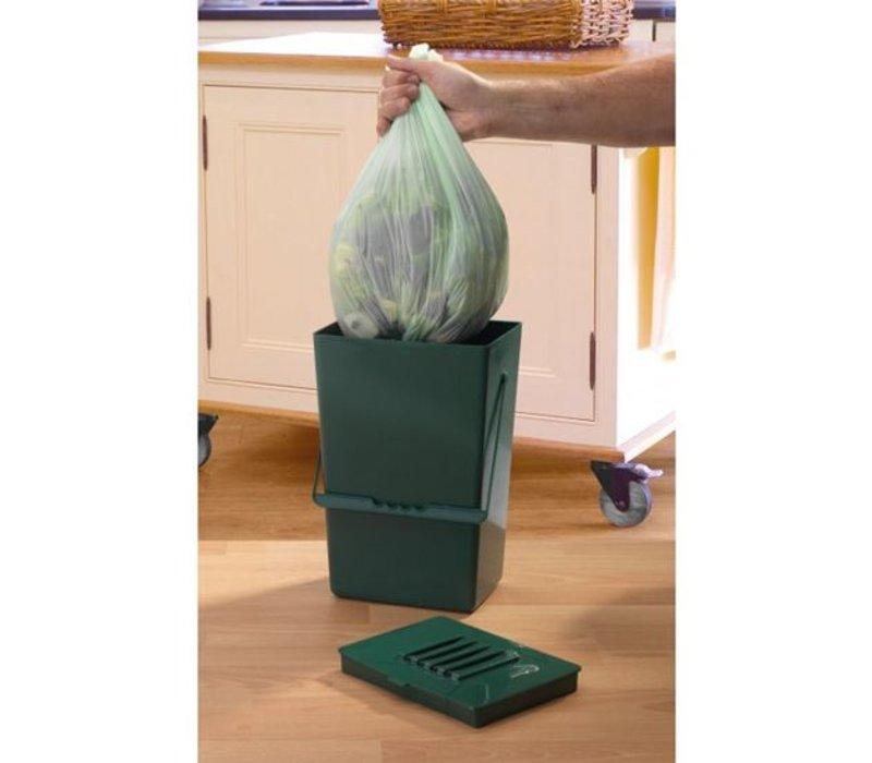 Bio afbreekbare afvalzakken