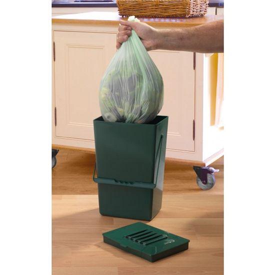Garland Bio afbreekbare afvalzakken