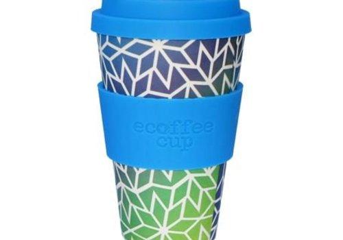 Ecoffee Cup Biologische afbreekbare koffiebeker - Stargate