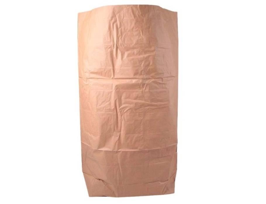 Memo Import Composteerbare vuilniszakken Papier - 120 liter