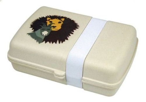 Zuperzozial Lunch box - Lion