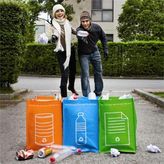 XD Design Recycle Gescheiden afvaltassen