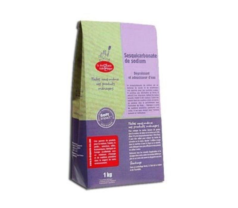 Ontvetter en ontharder - Sesquicarbonaat de Sodium- 1 kg