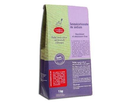 Ecodis - La Droguerie Ontvetter en ontharder - Sesquicarbonaat de Sodium- 1 kg