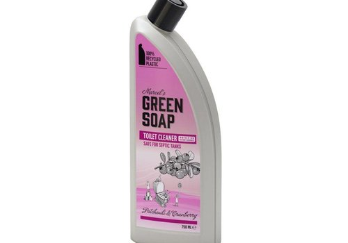 Marcels Green Soap Toiletreiniger - Patchouli en Cranberry