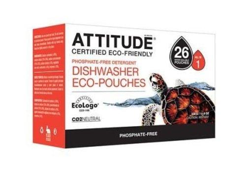 Attitude Ecologische vaatwastabletten