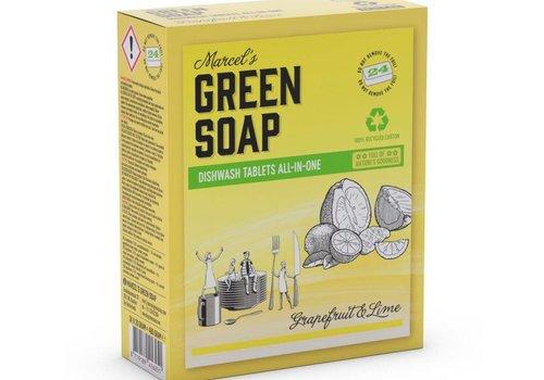 Marcels Green Soap Ecologische vaatwastabletten