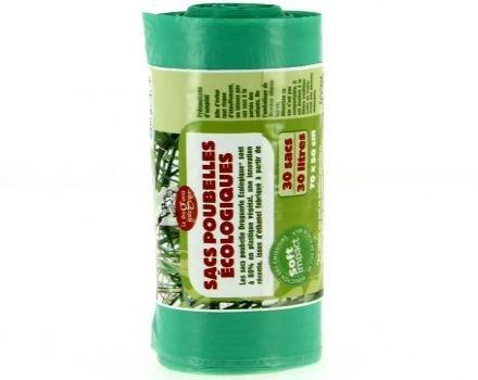 Ecodis - La Droguerie Bioplastic vuilniszak