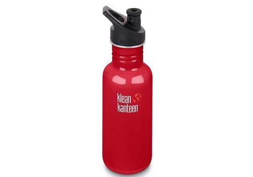 Klean Kanteen Klean Kanteen drinkfles - Mineral Red