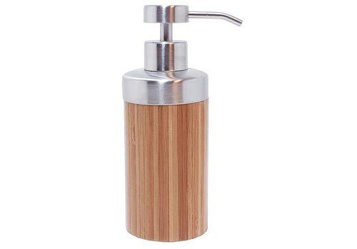 Croll en Denecke Bamboe zeep pompje