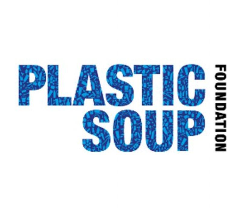Doneer aan de Plastic Soup Foundation bij iedere bestelling