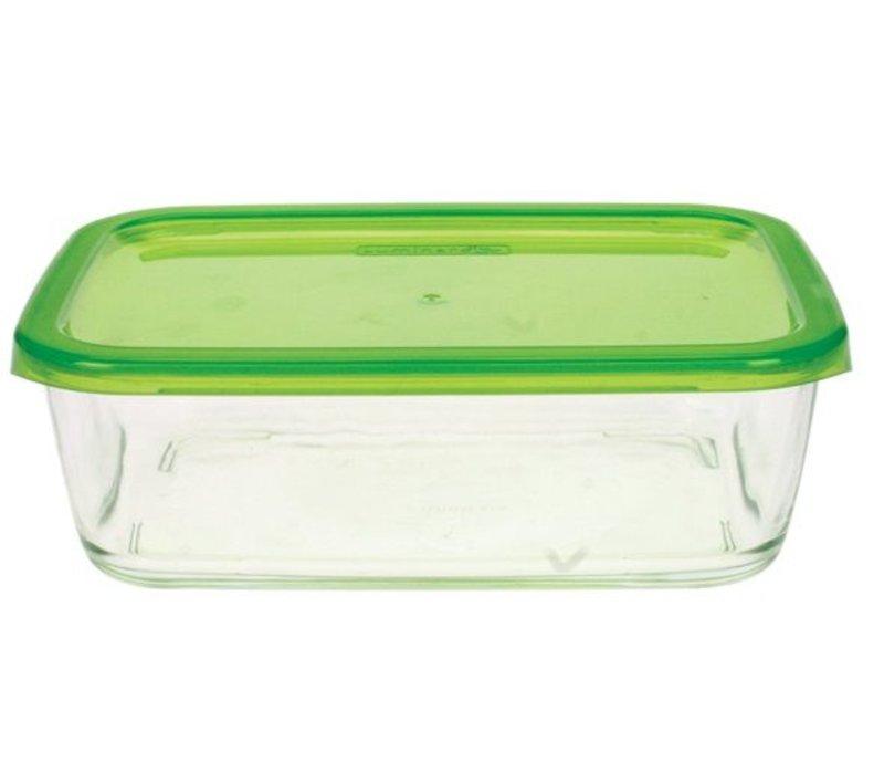 Bewaarbox van glas