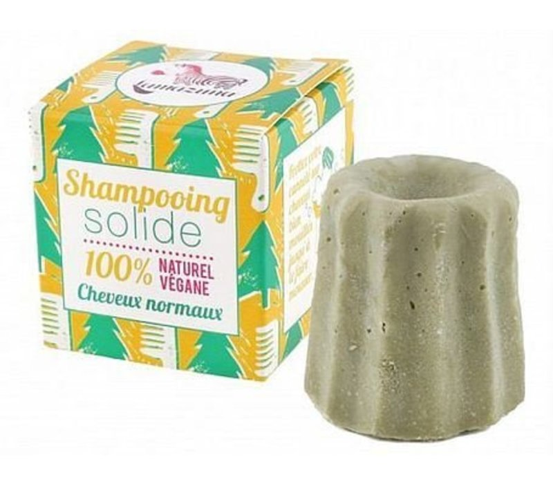 Shampoo blok zonder plastic