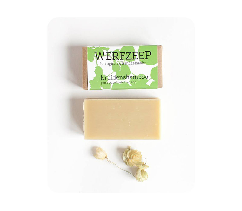 Werfzeep Vegan Kruiden Shampoo