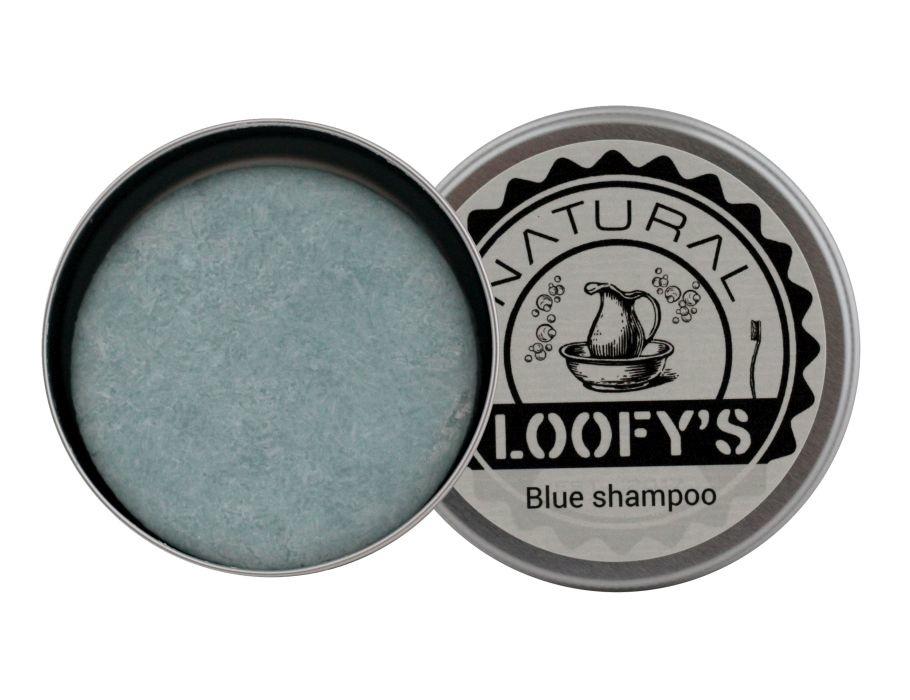 Loofys Shampoo Blue geschikt voor drooghaar