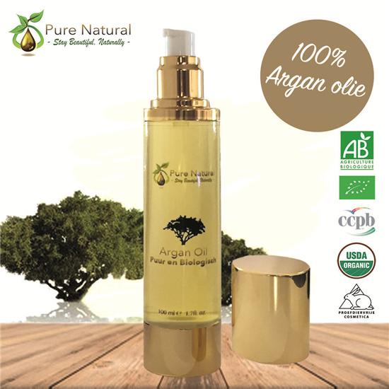Pure Natural Argan Beautybox - large