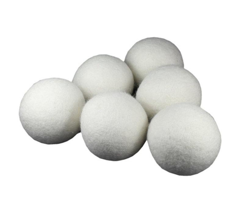 Wasdroger ballen - 6 stuks