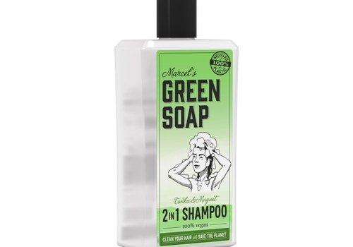 Marcels Green Soap Shampoo - Tonka & Muguet