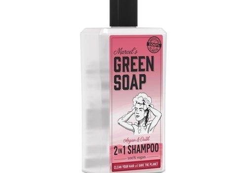 Marcels Green Soap Shampoo - Argan & Oudh