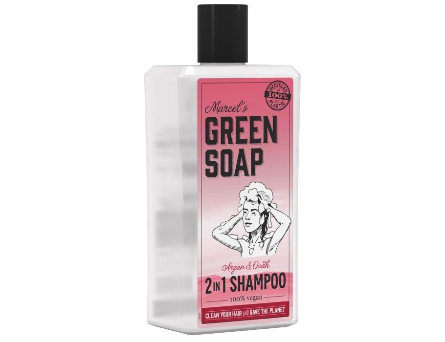 Marcels Green Soap Shampoo - Argan & Oudh - 500ml