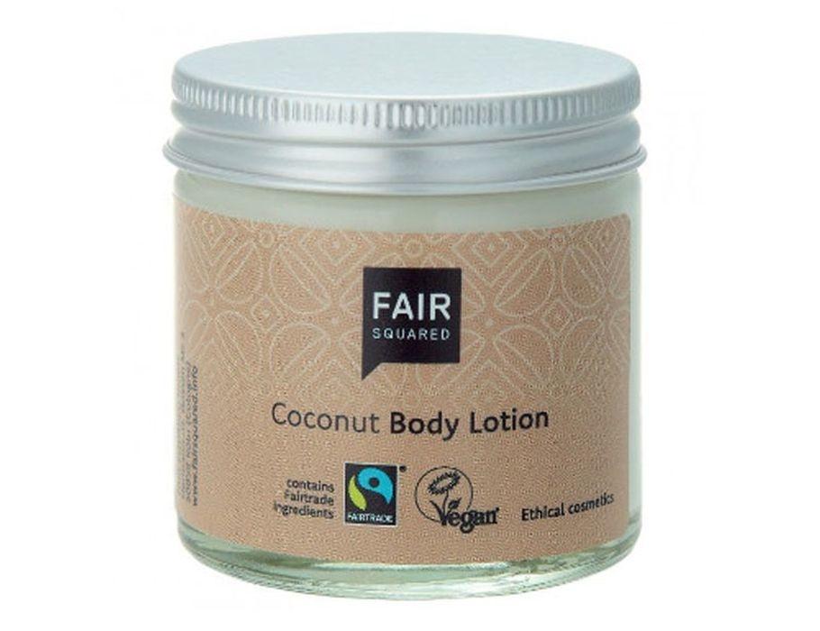 Fair Squared Body Lotion Coconut - Vegan