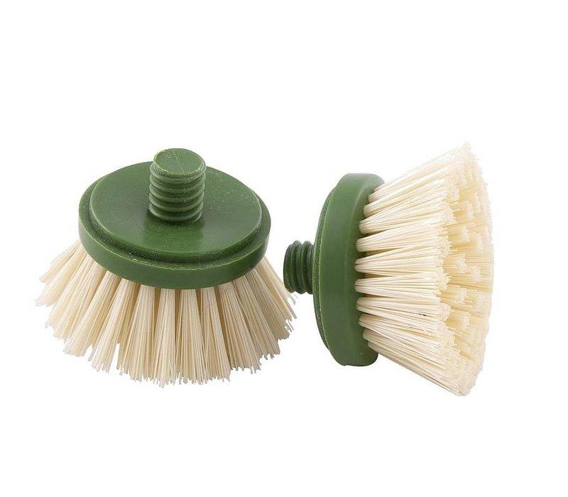 Rixx Borstelkoppen voor afwasborstel - Losse koppen