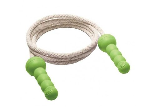 Green Toys Springtouw Groen - gerecycled plastic