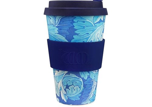 Ecoffee Koffiebeker To Go - Acanthus William Morris