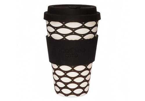 Ecoffee Koffiebeker To Go - Basketcase