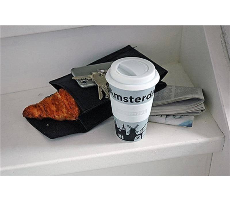 Koffie beker To Go - Amsterdam