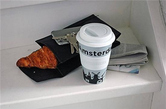 Zuperzozial Koffie beker To Go -  Berlin